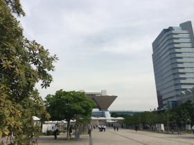 JAPAN IT Week is hold in Ariake Tokyo Big Site