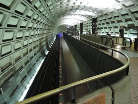 Station metro in capital hill