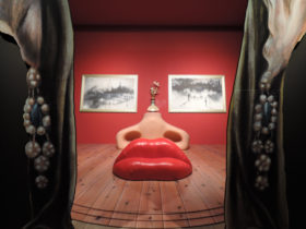 Mae West Room in the Dali Theatre-Museum