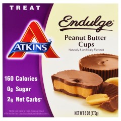 Atkins peanuts butter cups