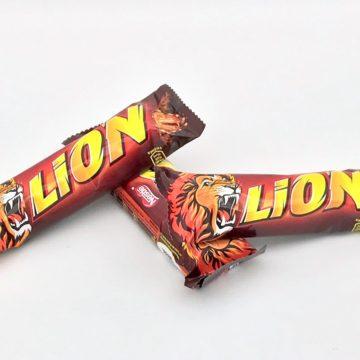 Nestle Lion candy bar