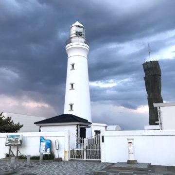 Inubousaki lighthouse